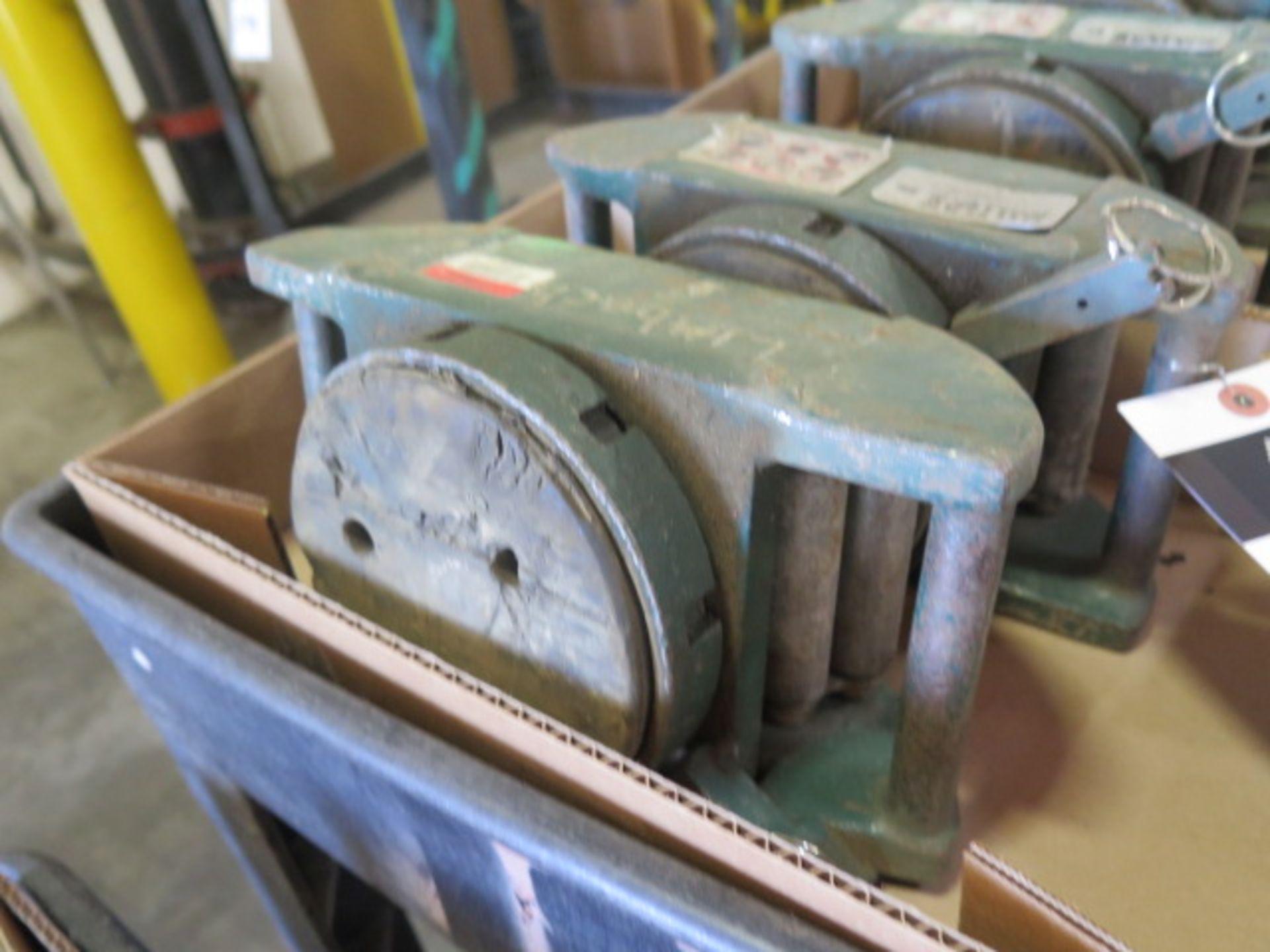 Hilman Machinery Dolleys (2) w/ Steering Bar (SOLD AS-IS - NO WARRANTY) - Image 4 of 5