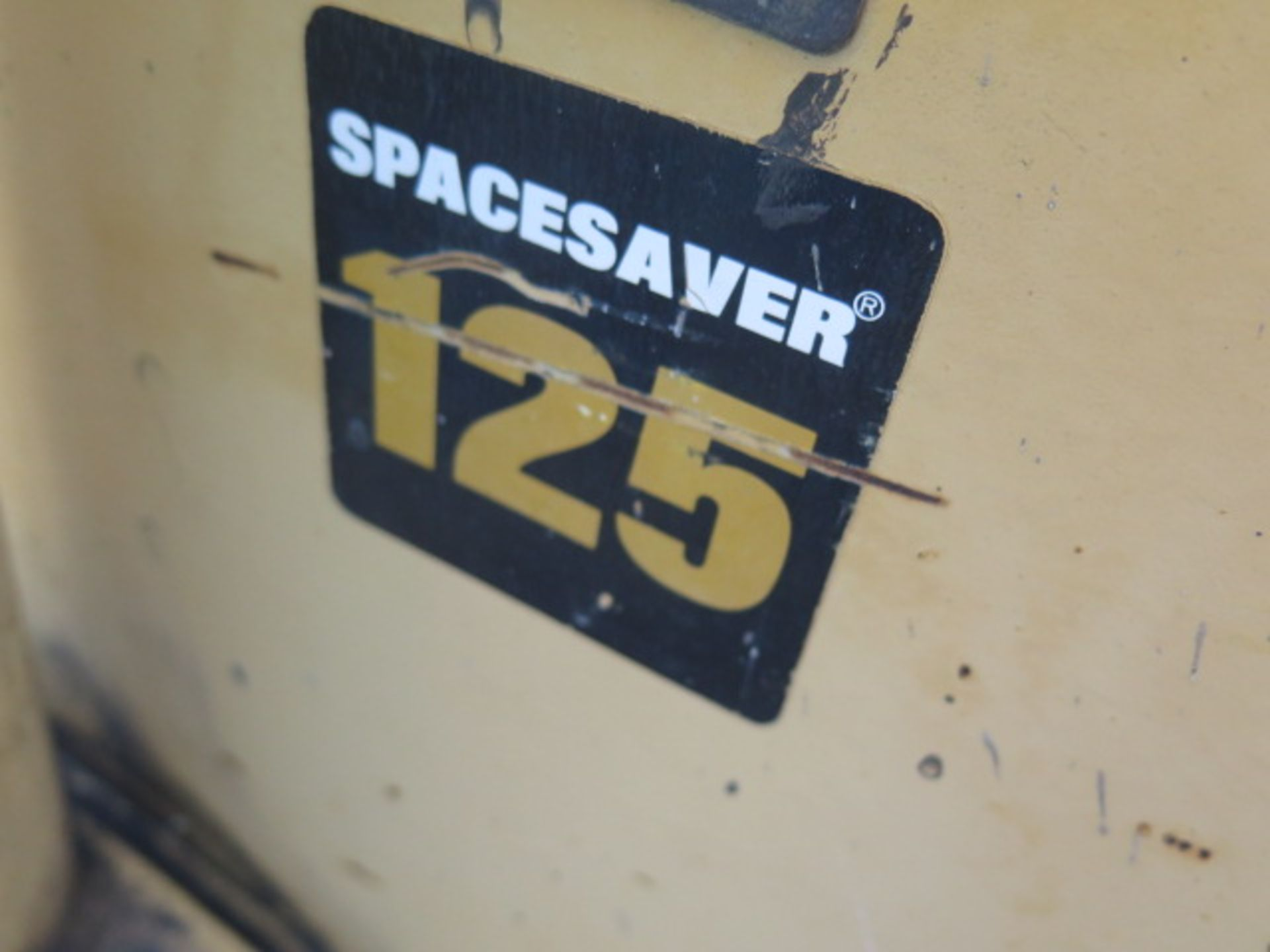 "Hyster S125A 12,500 Lb Cap LPG Forklift s/n A024DC4389A w/ 2-Stage Mast, 129"" Lift Height, 2-Speed T - Image 7 of 14"