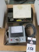 Micro Spot Welding Tips and Acces (SOLD AS-IS - NO WARRANTY)