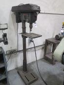 "Delta 14"" Pedestal Drill Press (SOLD AS-IS - NO WARRANTY)"