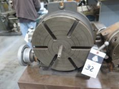 """Rutland 12"""" Rotary Table (SOLD AS-IS - NO WARRANTY)"""