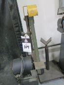 """Kalamazoo 1"""" Belt Sander w/ Rolling Stand (SOLD AS-IS - NO WARRANTY)"""