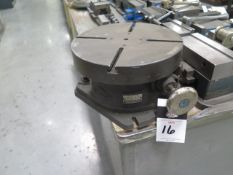 """Vetcoa mdl. 1960 12"""" Rotary Table (SOLD AS-IS - NO WARRANTY)"""