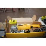 "DEWALT MODEL 849 7""/9"" ELECTRIC SANDER/POLISHER"