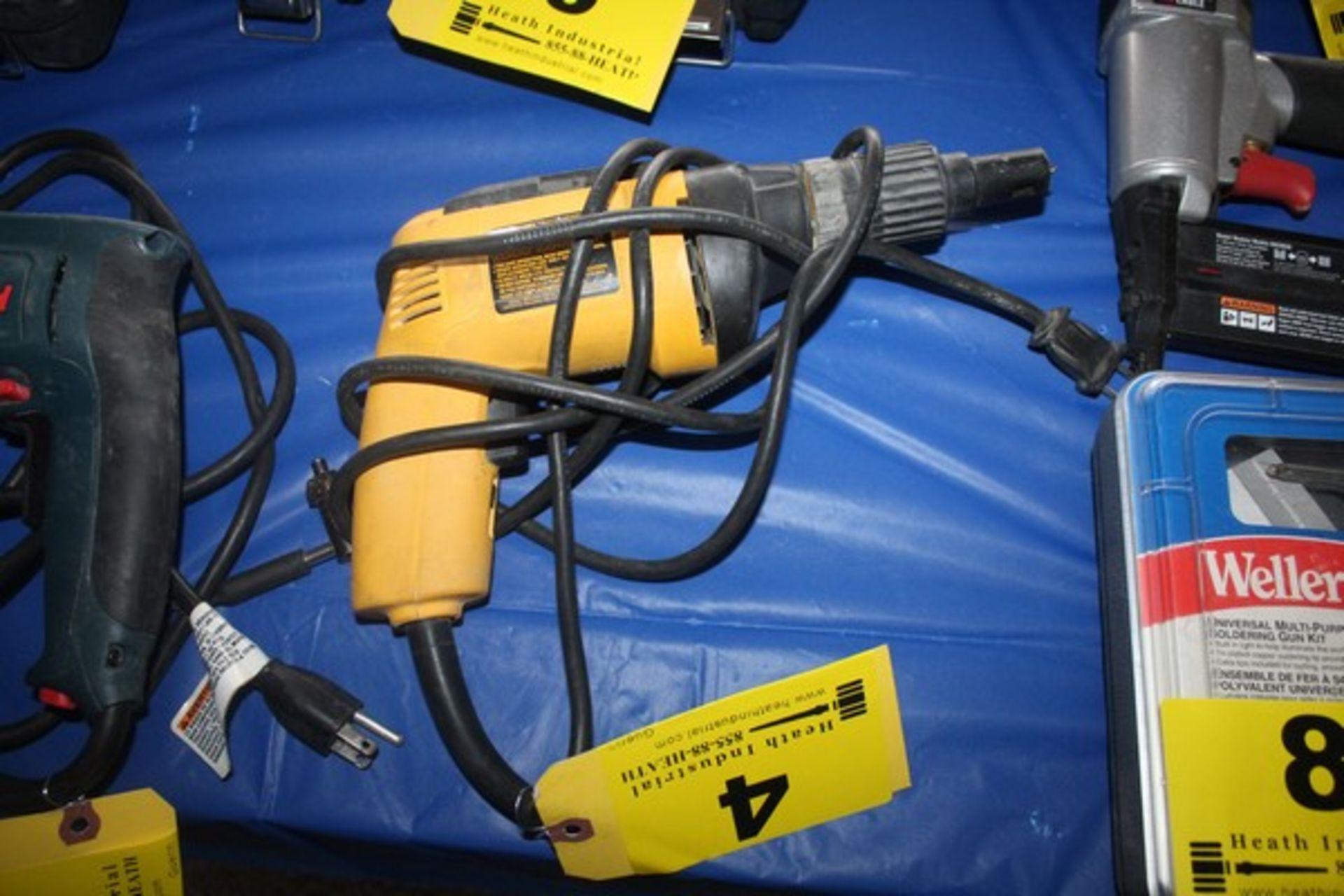 DEWALT MODEL DW280 DEPTH SENSITIVE SCREW DRIVER