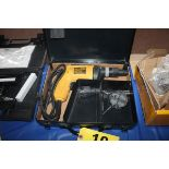 DEWALT MODEL DW280 DEPTH SENSITIVE SCREW DRIVER WITH CASE