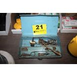 BERNZ-O-MATIC TOOLS WITH CASE