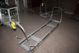 "PORTABLE FOLDING CHAIR DOLLY, 21"" X 80"""