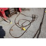 WIRE LIFTING CABLES