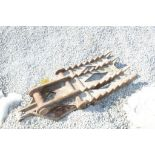 24-IN. X 36-IN. THUMB ATTACHMENT TO FIT HYDRAULIC EXCAVATOR