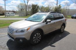 2015 SUBURU OUTBACK AWD 3.6R SPORT UTILITY VEHICLE VIN: 4S4BSENC3F3330429 3.6L 6-CYLINDER, A/T,