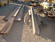 LOT BEAM, CHANNEL, PIPE (2-PILES)