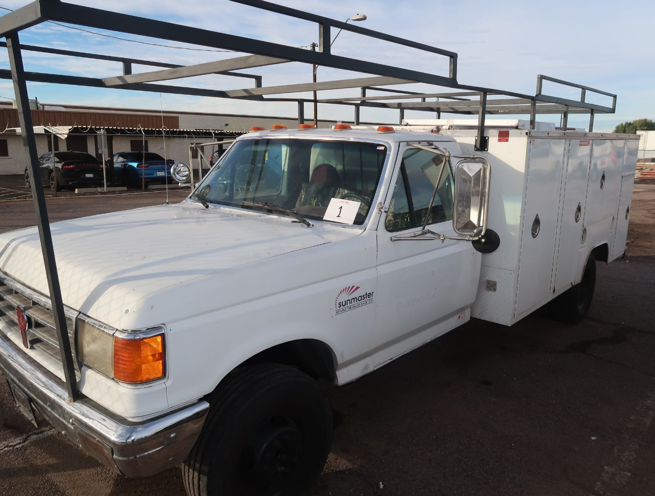 ONLINE PUBLIC AUCTION:  SUNMASTER, GENERAL CONTRACTING FIRM
