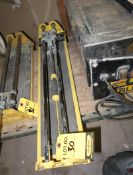 QEP MANUAL TILE CUTTER 20""