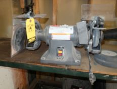 "DAYTON DOUBLE ENDED 6"" BENCH GRINDER"