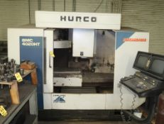 1997 HURCO BMC 4020 HT VERTICAL MACHINING CENTER, 2 AXIS DRO SN. 06222 (NEEDS REPAIR)