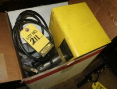 MEAD PNEUMATIC MOLD MAKER W/FOOT PEDAL, MDL. 2060400G