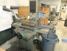 """MITSUI SURFACE GRINDER W/ MINATRON MAGNETIC CHUCK CONTROL 8""""X18"""" MDL. 250MH SN. 79062078"""