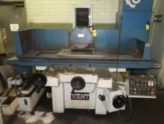 KENT AUTOMATIC SURFACE GRINDER MDL. KGS-84A11D SN. 97090205