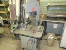 ROLL-IN SAW CO ALL PURPOSE BAND SAW