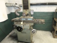 """MITSUI SURFACE GRINDER W/ WALKER CONTROL 8""""X18"""" MDL. 250MH SN. 80032207"""
