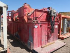 SKID MOUNTED 8500 GAL. MUD RECYCLING UNIT