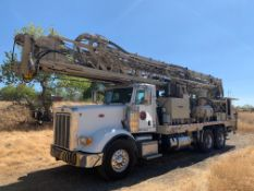 2017 GEFCO 30K DRILL RIG, OPERATING HOURS: 2,338; 30,000 PULL-BACK, INSTALLED HYDRAULIC 3X4 MISSION