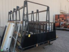 """A-FRAME TRUCK BED 172"""" X 94"""""""