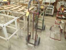 HAND TRUCK (RED & BLUE)