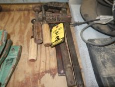HARGRAVE INDUSTRIAL BAR CLAMPS