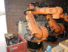 KUKA KR150L ROBOT W/ KRC 1 CONTROL SN. 787434