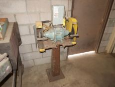 DOUBLE END GRINDER W/ STAND