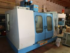 YEONG CHIN SUPER MAX MAX4XP MACHINING CENTER MDL. MAX-4XP-20T 3 PHASE
