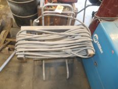 100' 220V EXTENSION CORD W/DOLLY