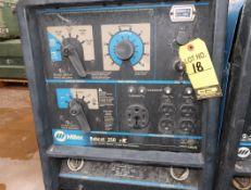 MILLER BOBCAT 250 WELDING/POWER GENERATOR (NEEDS REPAIR)