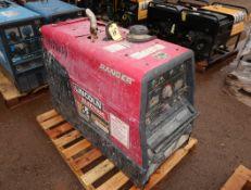 LINCOLN 305G EFI RANGER WELDER/GENERATOR (NEEDS REPAIR)