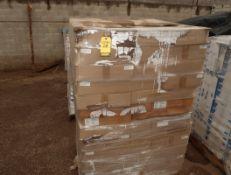 1 PALLET SV285-1420 14X20 O.D SHANVAC 285 VACUUM FLAT BAGS, 500 PER CASE, 28,000 TOTAL