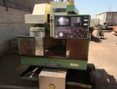 LEADWELL MCV-550S VERTICAL MACHINGING CENTER SN. 355181