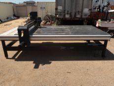 CNC ROUTER TABLE & GANTRY (NO CONTROL, NO VAC PUMP)