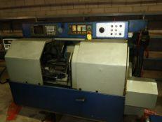 TORNOS ENC 167 CNC SWISS SCREW MACHINE W/COOL JET HIGH PRESSURE PUMP, HYD. UNIT, FANUC 16-T CONTROL,