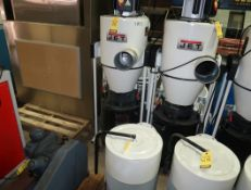 JET CYCLONE DUST COLLECTOR MDL. JCDC-1.5