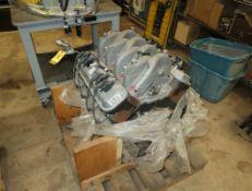 BIG BLOCK CHEVY 454 CRATE MOTOR (NEW)