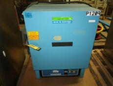GENERAL SIGNAL-LINDBERG BLUE M ELECTRIC OVEN MDL. OV-500C-3