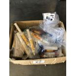 (LOT) MISC ADHESIVES