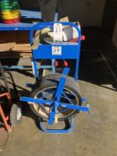 (1) BANDING CART WITH TOOLING