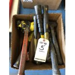 (LOT) MISC. HAMMERS