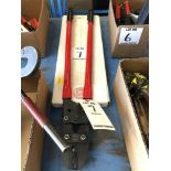 (2) CABLE CRIMPERS