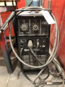 (1) MILLER MILLERMATIC 250 WIRE FEED WELDER- S/N- KC235877