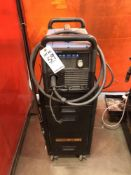 (1) MILLER MULTIMATIC 215 WIRE FEED WELDER- S/N- MG261361N