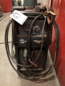 (1) MILLER MILLERMATIC 252 WIRE FEED WELDER- S/N-LJ011275B